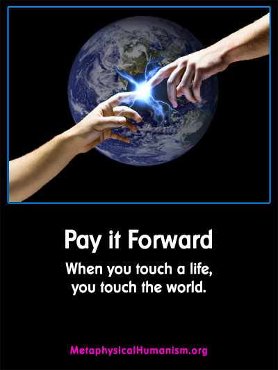 MH Quotes Touch a Life Touch the World