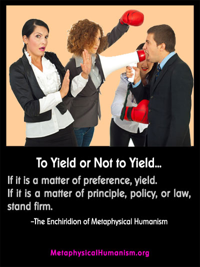 MH Quotes Yield Or Not Yield